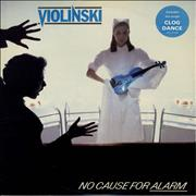 Click here for more info about 'Violinski - No Cause For Alarm'