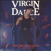 Click here for more info about 'Virgin Dance - The Dream Is Over (We Can Do It)'