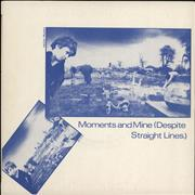 Click here for more info about 'Virgin Prunes - Moments And Mine (Despite Straight Lines) + insert'