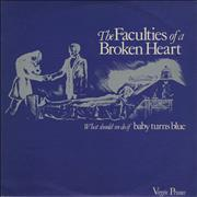 Click here for more info about 'Virgin Prunes - The Faculties Of A Broken Heart - EX'