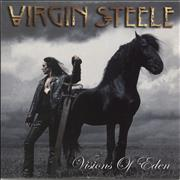 Click here for more info about 'Virgin Steele - Visions Of Eden'