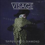 Click here for more info about 'Visage - Darkness To Diamond - Sealed'