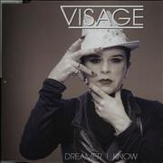 Click here for more info about 'Visage - Dreamer I Know - Sealed'