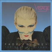 Click here for more info about 'Visage - Fade To Grey: The Best Of'