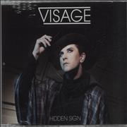 Click here for more info about 'Visage - Hidden Sign - Sealed'