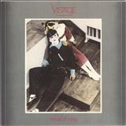 Click here for more info about 'Visage - Mind Of A Toy - Red Injection + Sleeve'