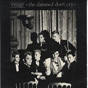 Click here for more info about 'Visage - The Damned Don't Cry'