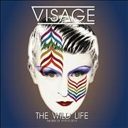 Click here for more info about 'Visage - The Wild Life - The Best Of, 1978 To 2015'