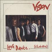 Click here for more info about 'Vision - Love Dance'