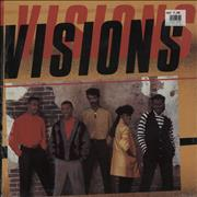 Click here for more info about 'Visions - Visions - Sealed'