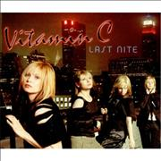 Click here for more info about 'Vitamin C - Last Nite'