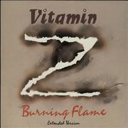 Click here for more info about 'Vitamin Z - Burning Flame'