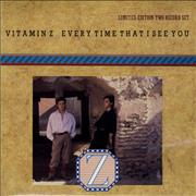 Click here for more info about 'Vitamin Z - Every Time That I See You - Doublepack'