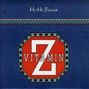 Click here for more info about 'Vitamin Z - Hi Hi Friend'