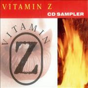 Click here for more info about 'Vitamin Z - Sharp Stone Rain - Album Sampler'