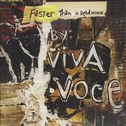 Click here for more info about 'Viva Voce - Faster Than A Dead Horse'