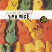 Click here for more info about 'Viva Voce - From The Devil Himself - Sky Blue Vinyl'