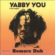 Click here for more info about 'Vivian Jackson - Beware Dub - Silk Screen Sleeve'