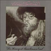 Click here for more info about 'Vivian Stanshall - Sir Henry At Rawlinson End + Poster - EX'