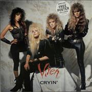 Click here for more info about 'Vixen - Cryin''