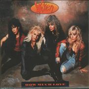Click here for more info about 'Vixen - How Much Love'