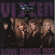 Click here for more info about 'Vixen - Love Made Me'