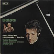 Click here for more info about 'Beethoven: Piano Concerto No. 2 / Piano Sonata No. 21 'Waldstein''