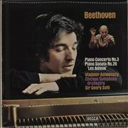 Click here for more info about 'Beethoven: Piano Concerto No. 3 / Piano Sonata No. 26 ('Les Adieux')'