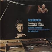 Click here for more info about 'Beethoven: Piano Concerto No. 4 / Overture In C Major'