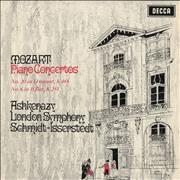 Click here for more info about 'Vladimir Ashkenazy - Mozart: Piano Concertos No 20 in D minor & No. 6 in B flat'