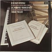 Click here for more info about 'Vladimir Ashkenazy - Rachmaninov: Piano Concertos Nos.1 And 2'