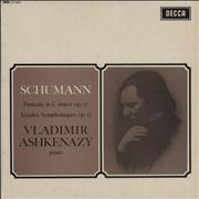 Click here for more info about 'Vladimir Ashkenazy - Schumann: Fantasia In C Major Op. 17 / Etudes Symphoniques Op. 13'