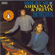 Click here for more info about 'Side By Side: Ashkenazy & Previn'