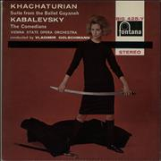 Click here for more info about 'The Vienna State Opera Orchestra - Khatchaturian: Suite From The Ballet Gayaner'
