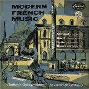 Click here for more info about 'Vladimir Golschmann - Modern French Music'