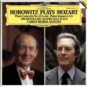 Click here for more info about 'Vladimir Horowitz - Piano Concerto No. 23 K. 488/ Piano Sonata K. 333'