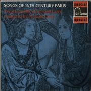Click here for more info about 'Vocal Ensemble Of Fernand Lamy - Songs Of 16th Century Paris'