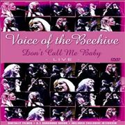 Click here for more info about 'Voice Of The Beehive - Don't Call Me Baby - Live'