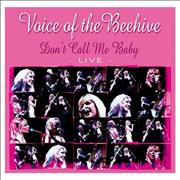 Click here for more info about 'Voice Of The Beehive - Don't Call Me Baby Live'