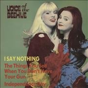 Click here for more info about 'Voice Of The Beehive - I Say Nothing'