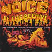 Click here for more info about 'Voice Of The Beehive - I Think I Love You'