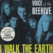 Click here for more info about 'Voice Of The Beehive - I Walk The Earth'