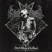 Click here for more info about 'Voidhanger - Dark Days of The Soul - Clear with Black Smoke Vinyl'