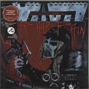 Click here for more info about 'Voivod - War And Pain'