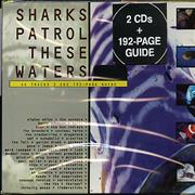 Click here for more info about 'Volume Magazine - Sharks Patrol These Waters + Book'