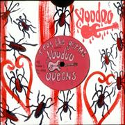 Click here for more info about 'Voodoo Queens - Eat The Germs'