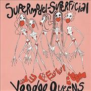 Click here for more info about 'Voodoo Queens - Supermodel Superficial - Red Vinyl'