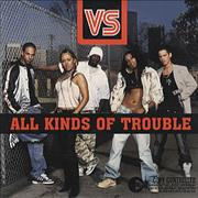 Click here for more info about 'Vs - All Kinds Of Trouble'
