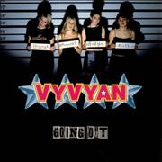 Click here for more info about 'Vyvyan - Going Out - Hot Pink Vinyl'
