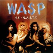 Click here for more info about 'WASP - 9.5 - N.A.S.T.Y.'